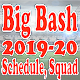 Download Big Bash 2019 -20 Schedule Squad Player & Venue For PC Windows and Mac