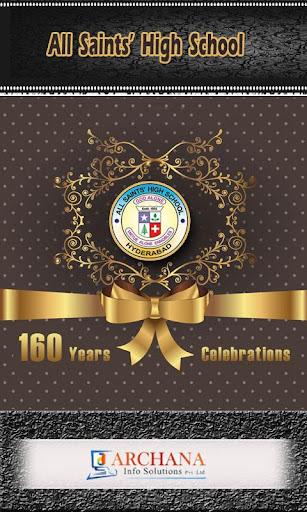 All Saints 160 Years