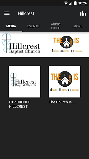 Hillcrest Baptist Church York