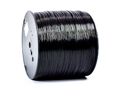 Black PRO Series ABS Filament - 1.75mm (10lb)