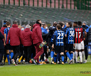 🎥 Milanese derby gaat even helemaal los: Romelu Lukaku en Zlatan Ibrahimovic zijn duidelijk geen vrienden meer