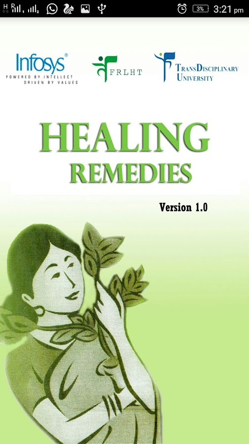 Healing Remedies- screenshot