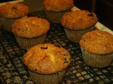 Jumbo Cranberry Citrus Muffins Recipe
