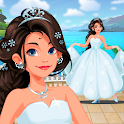 Model Wedding Princess Salon & Dress Up Games 2019 icon