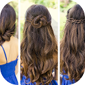 Cute Girls Hairstyles icon