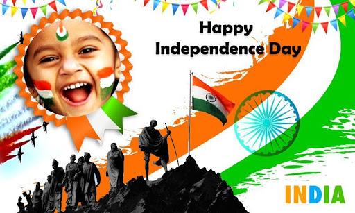 Independence Day Photo Frame - Indian Flag 2020 screenshot 2