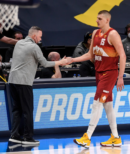 "Kiszla: A championship culture born of bromance between Nikola Jokic and Michael Malone ""that's more than basketball."""