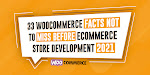 33 WooCommerce Facts Not to Miss Before eCommerce Store Development 2021