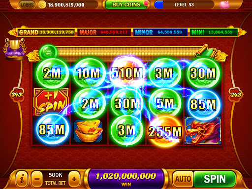 Golden Casino: Free Slot Machines & Casino Games 1.0.344 screenshots 9