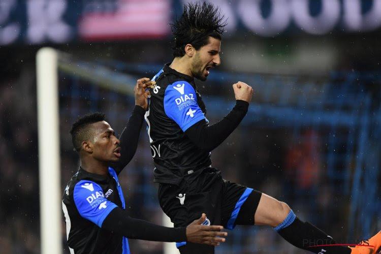 Op overschot bij Club Brugge, maar trekt winger nu ook snel naar Standard of niet?