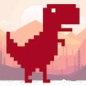 Jumping Dino icon