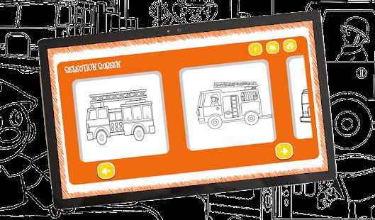 Game Mewarnai Mobil Pemadam Kebakaran Gratis 1 0 Download Apk
