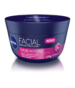 Crema Nivea Facial