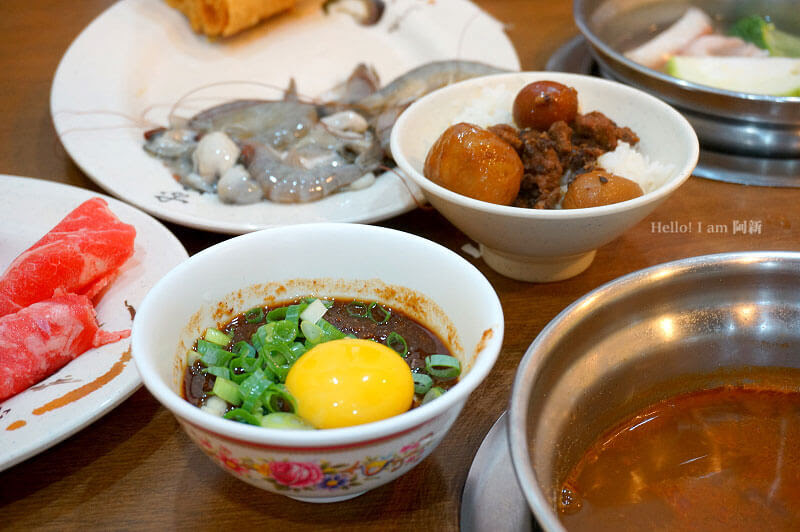 自由小火鍋,台中東區吃到飽-4