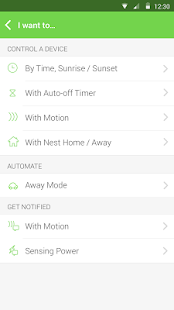 WeMo Screenshot 4