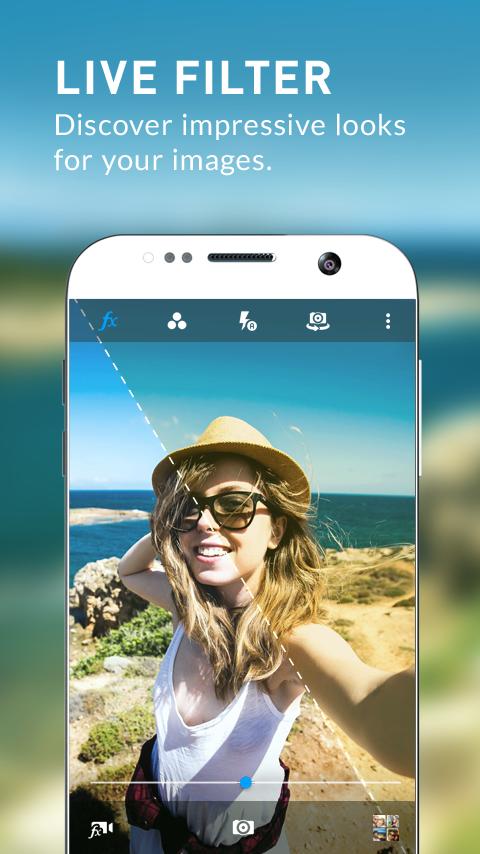 Camera MX - Photo & Video Camera Screenshot 3