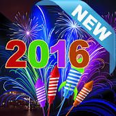 2016 New Year Fireworks