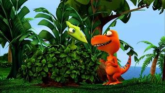 One Smart Dinosaur/Petey the Peteinosaurus
