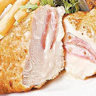 Chicken Breast Stuffed With Ham
