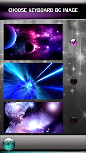 Galaxy Keyboards - náhled