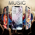 Musical Wallpapers icon