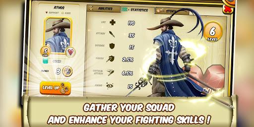 Musketeer Jack 1.16.0 {cheat|hack|gameplay|apk mod|resources generator} 5