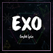 EXO Lyrics (Offline) - Androidアプリ