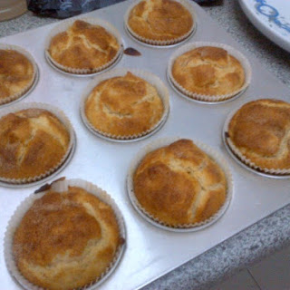 Apple and Sultana Muffins.