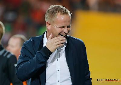 """Wouter Vrancken : """"Nous avons joué à l'envers"""""""