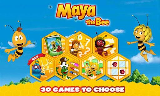 Maya the Bee: Play and Learn apkmr screenshots 1