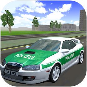 City Police Car Parking 3D