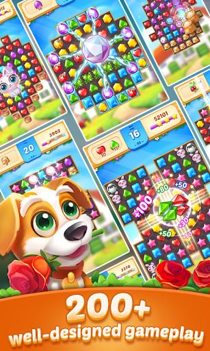 Jewel Town - 10,000+ Match 3 Levels  captures d'écran 2