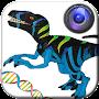 Download Hybrid Raptor Photo Maker: Jurassic Dinosaurs apk