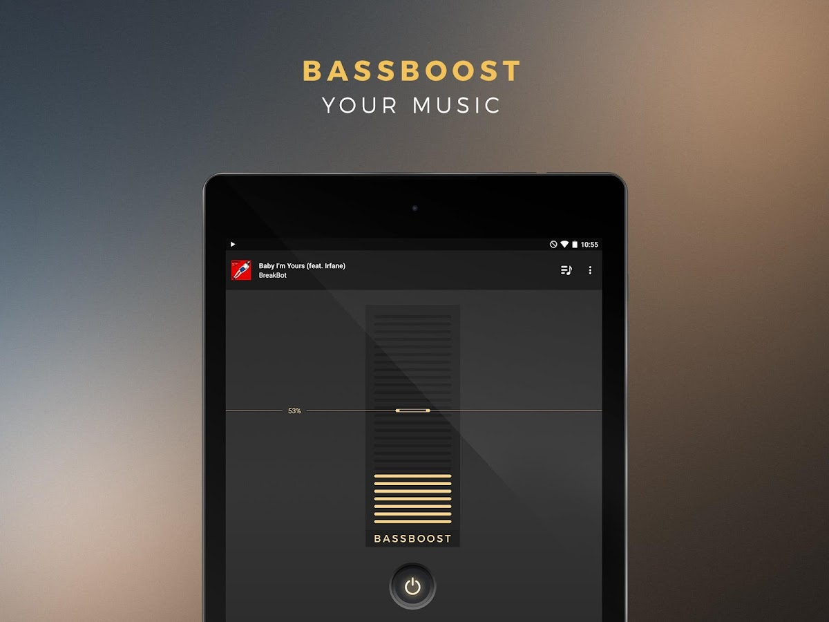 Equalizer music player booster- screenshot