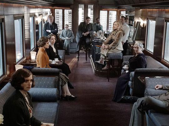 4. Murder on the Orient Express 04
