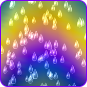 Light Rain Pro Live Wallpaper