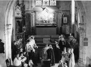 Photo: Wateringbury C of E School Nativity Play 1961