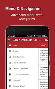 Download J&K News Service (Beta) For PC Windows and Mac apk screenshot 6