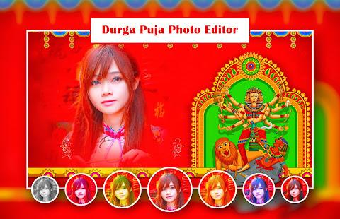 Download Durga Puja Photo Editor For PC Windows and Mac apk screenshot 4