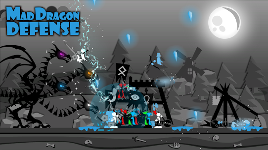 Mad Dragon Defense 3