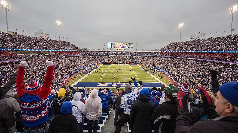 Watch Buffalo Bills: Trusting the Process live