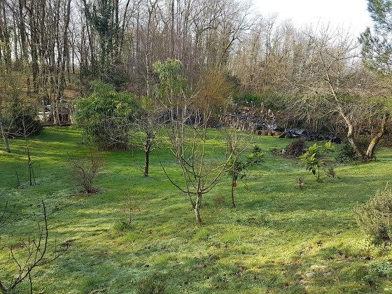 Vente terrain 1100 m2