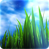 3D GRASS Live Wallpaper