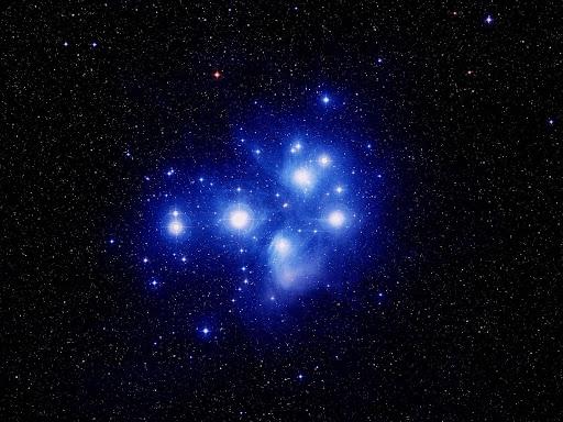 Pleiades Stars Wallpapers