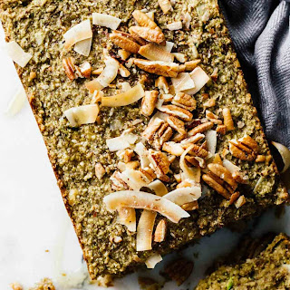The BEST Vegan Zucchini Bread.