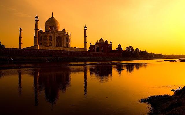 Taj Mahal - New Tab in HD