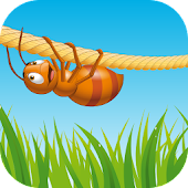 Bug Rope Fun Kids Game No Ads