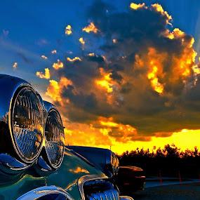 Last Ride Home by Adam Snyder - Transportation Automobiles (  )