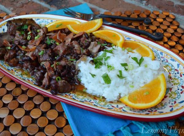 Brazilian Black Bean And Beef Casserole Recipe