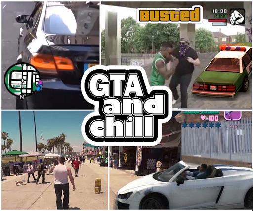 Grand Theft Gangster Photo Maker 1.07 screenshots 1